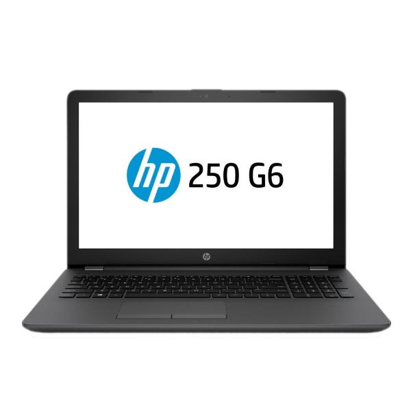 HP 250 G6 15.6 / N4200 / 8GB / 128GB SSD / DVD / W10