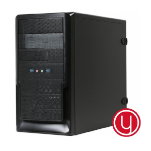 Yours Red Desktop PC i5/8GB/2TB/240GB SSD/HDMI/W10