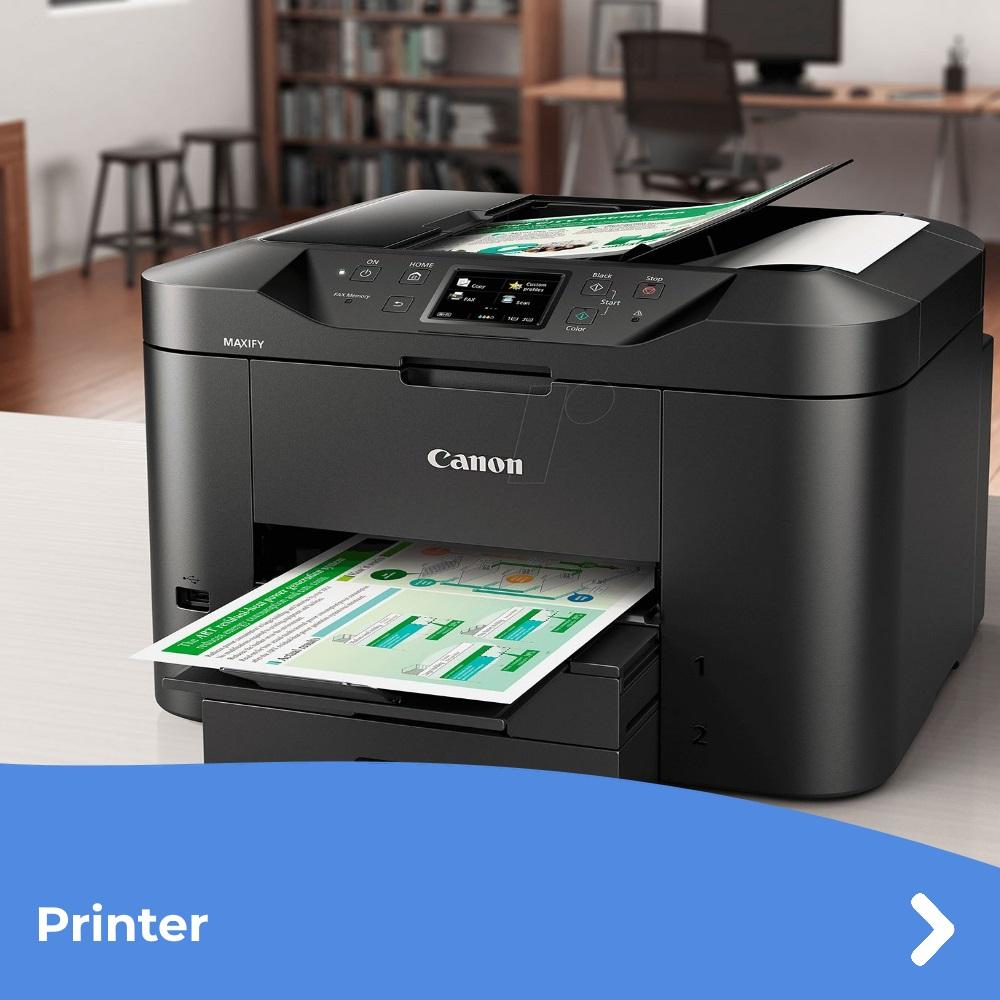 Printer Service | Computerhulp Stedendriehoek